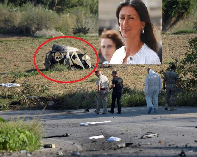 Con carro bomba matan a periodista de Panamá Papers en Malta, había sido amenazada