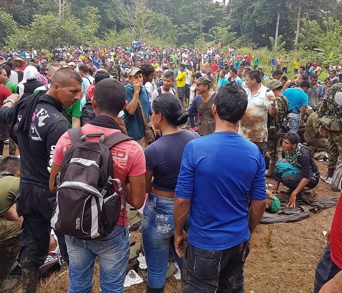 Procuraduría ordenó suspensión de oficial y suboficial por hostigamiento a comisión en Tumaco
