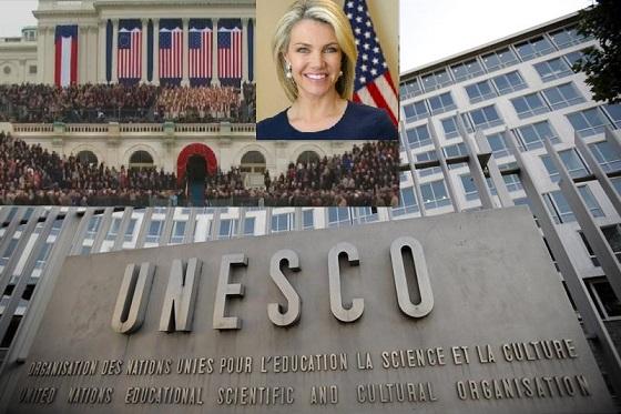USA se retira de la Unesco: A través de sus políticas imponen ideologías anti Israel. Denuncia atrasos