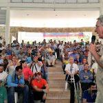 Todos los ganaderos de Córdoba están extorsionados aseguro Uribe en Sincelejo