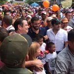 Germán Vargas Lleras estuvo en Soledad y Barranquilla recogiendo firmas