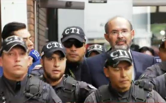Exmagistrado Francisco Ricaurte tendrá que responder en juicio por presunta corrupción con el llamado Cartel de la Toga
