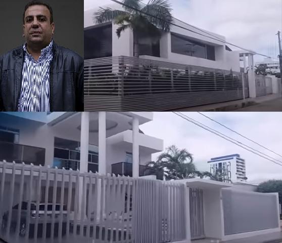 8 hombres asaltan la casa del senador Musa Besaile en Montería, roban y huyen en su vehículo que después abandonaron