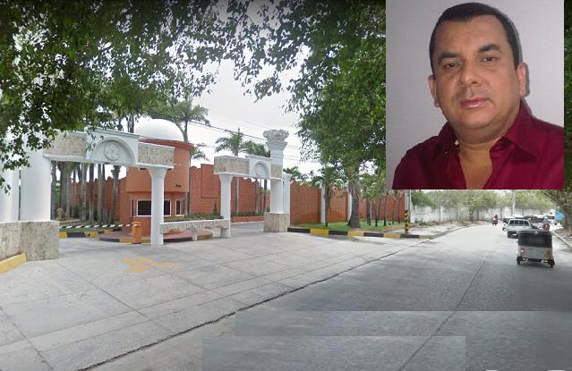 Es falso que exconcejal de Soledad Jairo Samper, se infartó en un motel acompañado de una menor venezolana