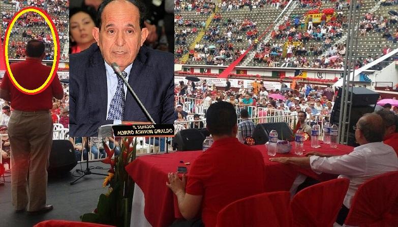 Álvaro Asthon fue envíado a La Picota, mientras continúa su investigación