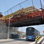 Sectores aledaños al puente Pumarejo estarán sin energía este jueves por reubicación de redes eléctricas en el nuevo puente en construcción