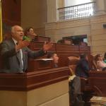 Aprobada con 86 votos a favor la doble instancia para los Congresistas