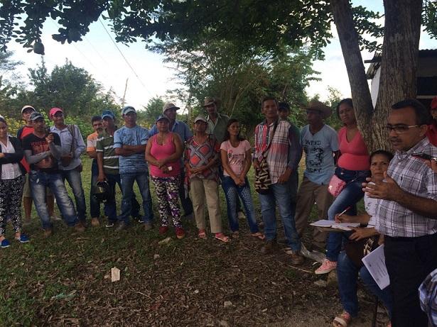 Campesinos de los Montes de María, anuncian Caminata Pacífica de Comunidades Étnicas y Campesinas Por la Vida y la Permanencia Digna en el Territorio
