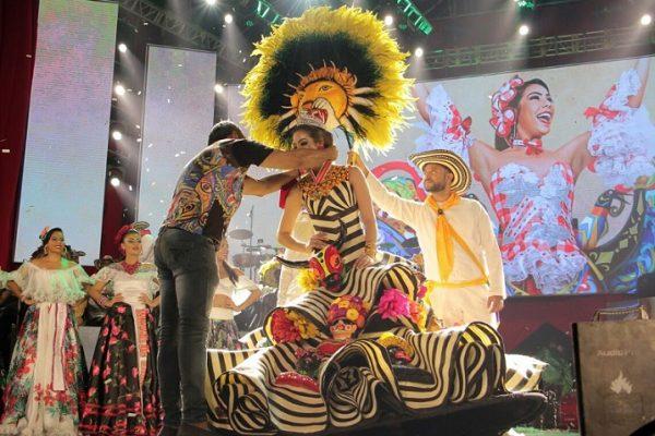 Con la coronación de María Alejandra y la lectura del Bando este sábado, el Carnaval del Atlántico entra en la recta final