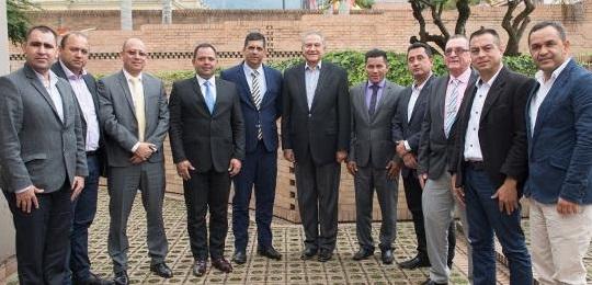 Alcaldes del Catatumbo se reúnen para definir ruta de trabajo en desarrollo de la región