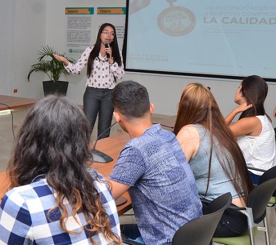 Universidad Simón Bolívar, plataforma de activa movilidad estudiantil nacional e internacional