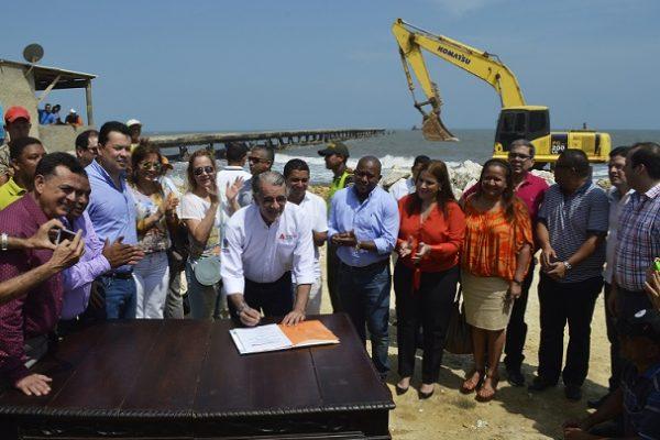 Fontur abre licitación para reconstrucción del Muelle de Puerto Colombia este 26 de febrero