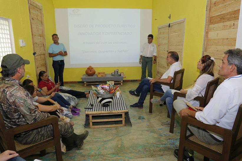Verano estudia construcción de parques temáticos en Usiacurí y Luruaco
