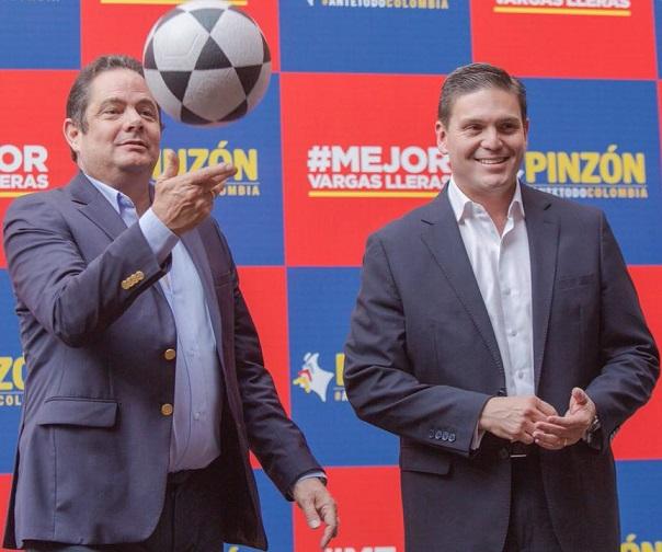 Ex Ministro de Defensa, Juan Carlos Pinzón, la fórmula Vicepresidencial de Germán Vargas: El colombiano de su generación con las mejores condiciones para desempeñarse en el cargo