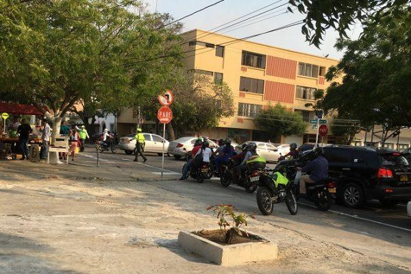Improvisación y desinformación en los cambios viales en Barranquilla