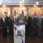 El rechazo contundente y categórico del Cuerpo de Oficiales de la Reserva Activa de las Fuerzas Militares y Policía Nacional, contra las palabras despectivas de Petro