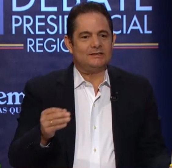 Germán Vargas Lleras aseguró que un pilar de su Gobierno será reformar la justicia con un referendo constitucional