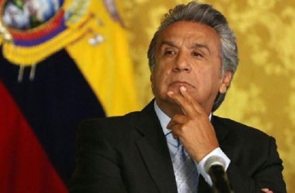 Ecuador no se prestará más como garante de las conversaciones con el ELN en su territorio