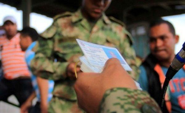 Desde el miércoles en el Magdalena, Gobernación y Ejército realizarán jornadas de definición de situación militar para remisos