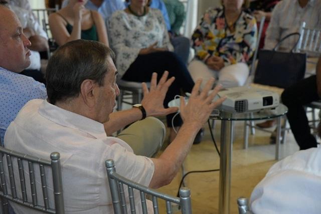 Cumbre de parlamentarios y de líderes de Cambio Radical reiteraron el apoyo a Germán Vargas Lleras. Anuncian que trabajarán día y noche estos últimos 50 días