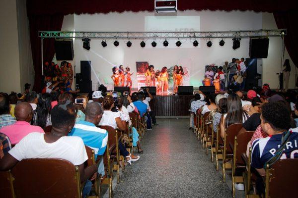 El Atlántico conmemoró el Día de la Afrocolombianidad