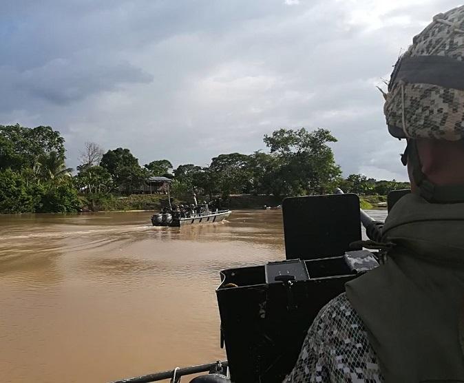 En atentado terrorista en San José del Guaviare asesinados dos Infantes de Marina, y herido otro
