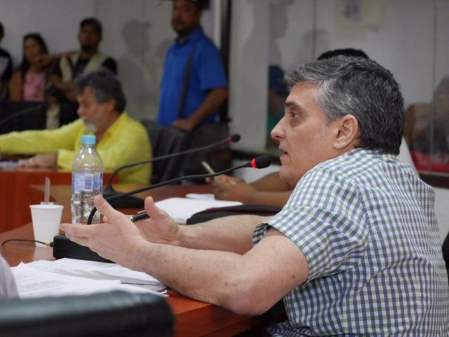 Fallo de la Corte sobre ley estatutaria de la JEP es contrario a la Constitución: concejal Carbó