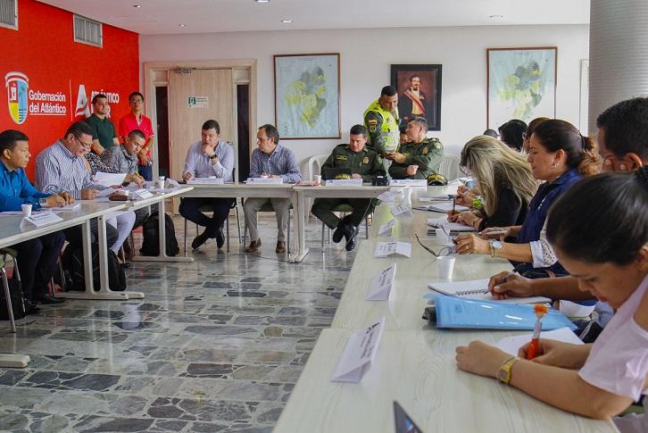Biometría en Soledad y Barranquilla para elecciones presidenciales