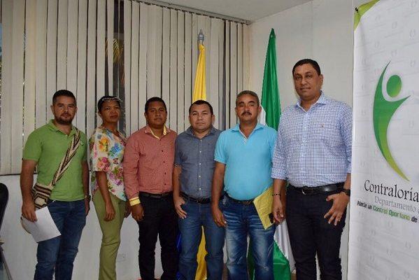 Contraloría General del Cesar, recuperó 156 millones de pesos de las arcas de varias entidades públicas