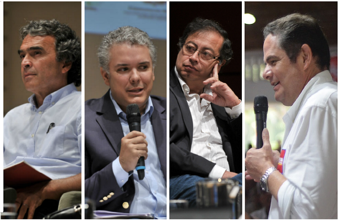 Debate Presidencial en Vivo Online 8 de Mayo a las 8:00 de la noche