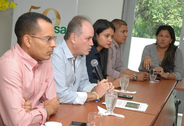 Gobernador y Gestión de Riesgo y Desastres del Cesar instan a entes de control a tomar medidas de prevención por aumento del nivel del río Magdalena