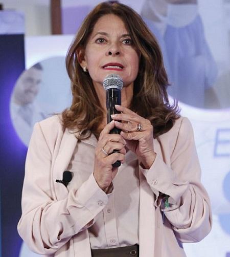 Esta es Martha Lucía Ramírez, la nueva Vicepresidenta de Colombia