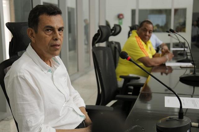 El diputado Carlos Zambrano Palacio, reemplaza en Asamblea del Atlántico a Merlys Miranda en licencia de maternidad