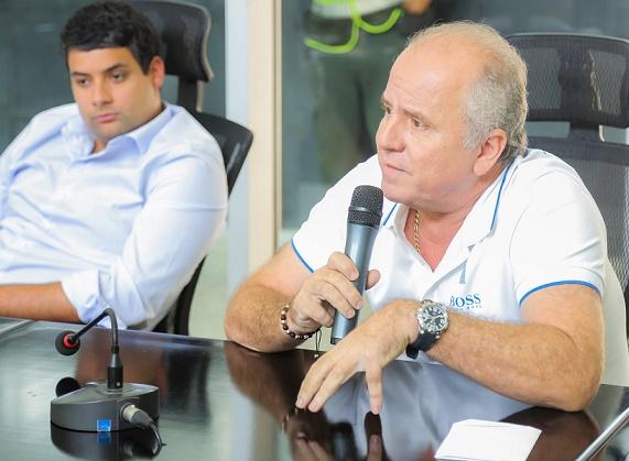 Diputado Sergio Barraza denunció que a los niños del Atlántico no se les está cumpliendo con la alimentación escolar como debe ser