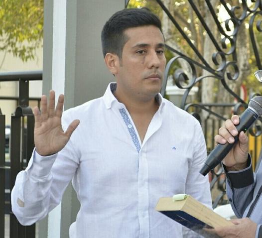 Procuraduría absolvió este jueves al suspendido alcalde de Galapa, Carlos Silvera