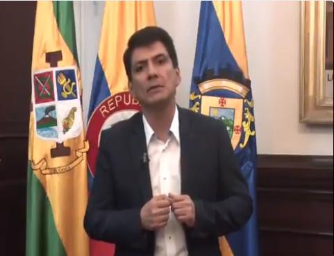 Procuraduría suspendió por 11 meses al alcalde de Popayán, Cesar Cristian Gómez. La sacó barata señalan. Advierten que debió ser destituido de inmediato