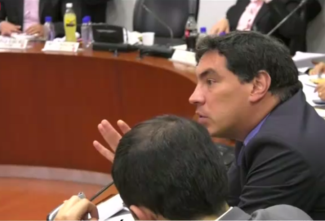Este 20 de julio una vez regrese el Congreso de vacaciones, el representante Álvaro Hernán Prada, radicará solicitud de reapertura del proceso contra Santos por Odebrecht