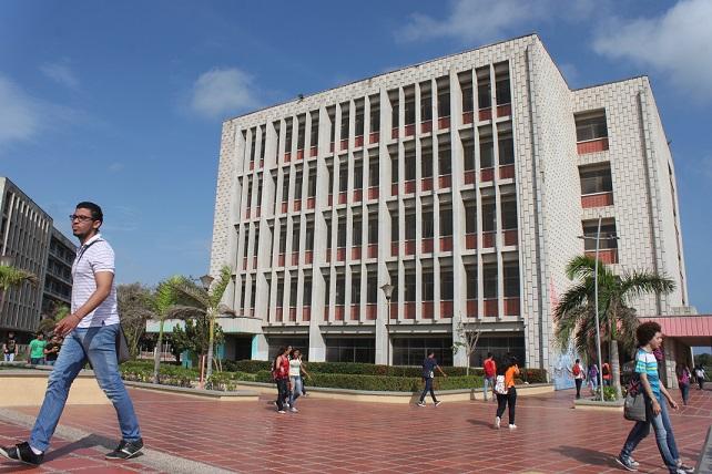 Reinauguran el Coliseo Chelo De Castro en la Universidad del Atlántico