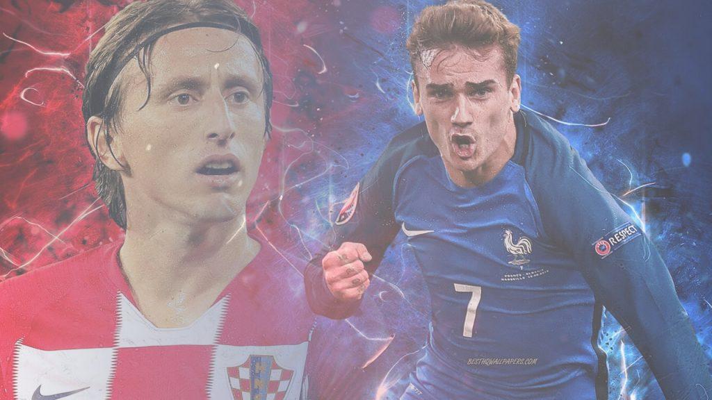 Final Mundial 2018 Francia vs Croacia EN VIVO ONLINE – Previa, Horario y Formaciones