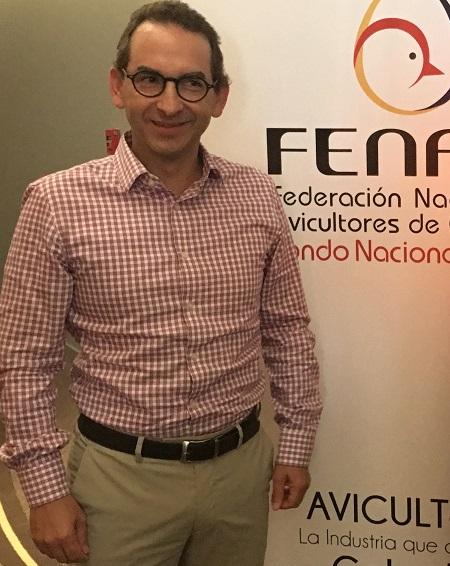 Andrés Valencia Pinzón designado ministro de Agricultura