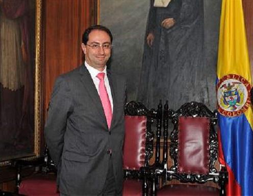 Confecámaras satisfecho con el nuevo Ministro de Comercio, Industria y Turismo, refrenda el compromiso de trabajo conjunto por los empresarios y el desarrollo regional