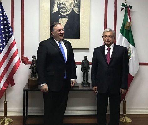 USA busca en México compromiso para desarticular las organizaciones delictivas transnacionales para reducir el flujo de opioides mortales y otras drogas