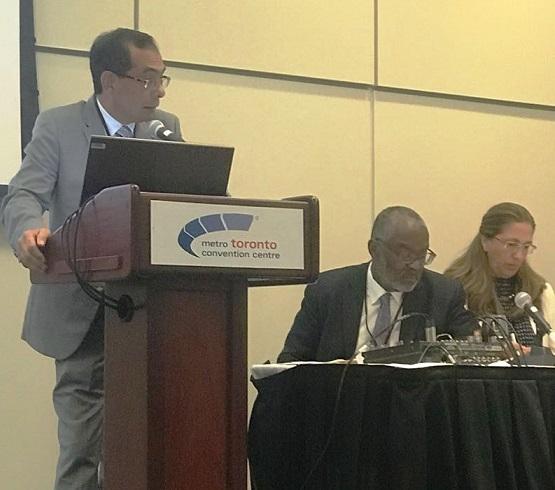 Rectores colombianos lideran en Canadá panel sobre Inclusión y Excelencia en la Educación Superior del post conflicto en Colombia: Visiones desde el Liderazgo.