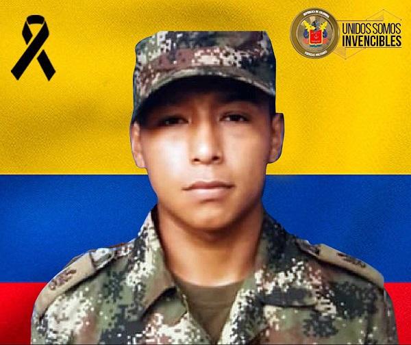 En el Chocó hostigamientos y atentados dejan un soldado asesinado en San José del Palmar