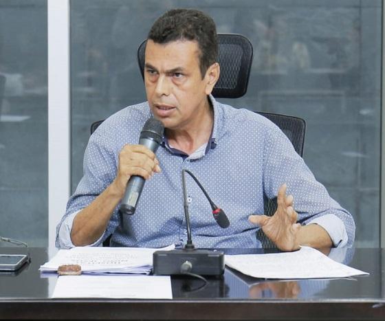 Diputado Carlos Zambrano propuso debatir sobre la situación con Electricaribe en el Atlántico