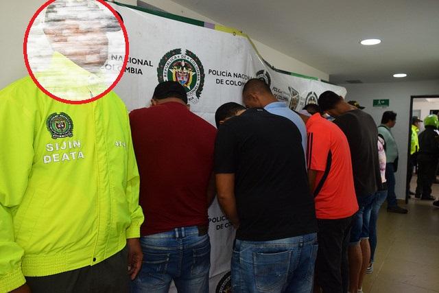 En Barranquilla, Policía capturó a 28 de los autodenominados Los Caribeños