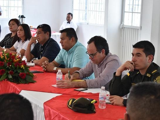 Alcalde de Malambo, Efraín Bello urgió por intervención integral para fortalecer seguridad en el municipio