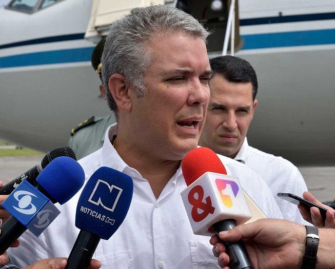 Presidente Iván Duque viaja en visita oficial a Panamá este lunes 10 de septiembre