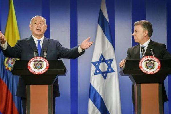 Israelíes esperan del gobierno de Duque explicaciones y que se revierta la declaración de Palestina. Netanyahu canceló su viaje a Colombia a raíz de la decisión. El Gobierno citará a la Comisión Asesora de Relaciones Exteriores