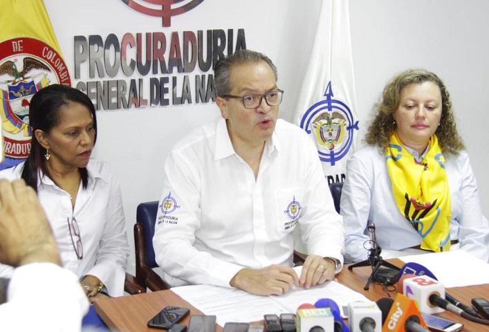 Nombran nueva Procuradora Regional del Magdalena, deberá dar resultados de las investigaciones que se adelantan